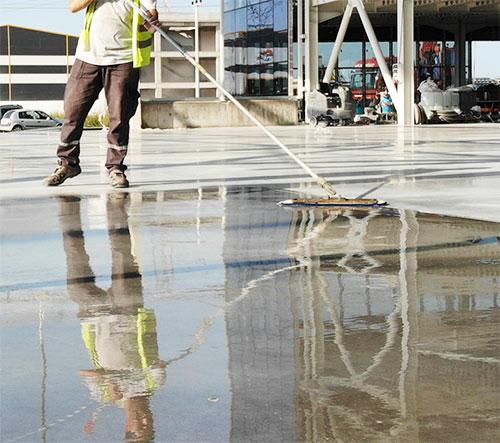beton tozumazlik